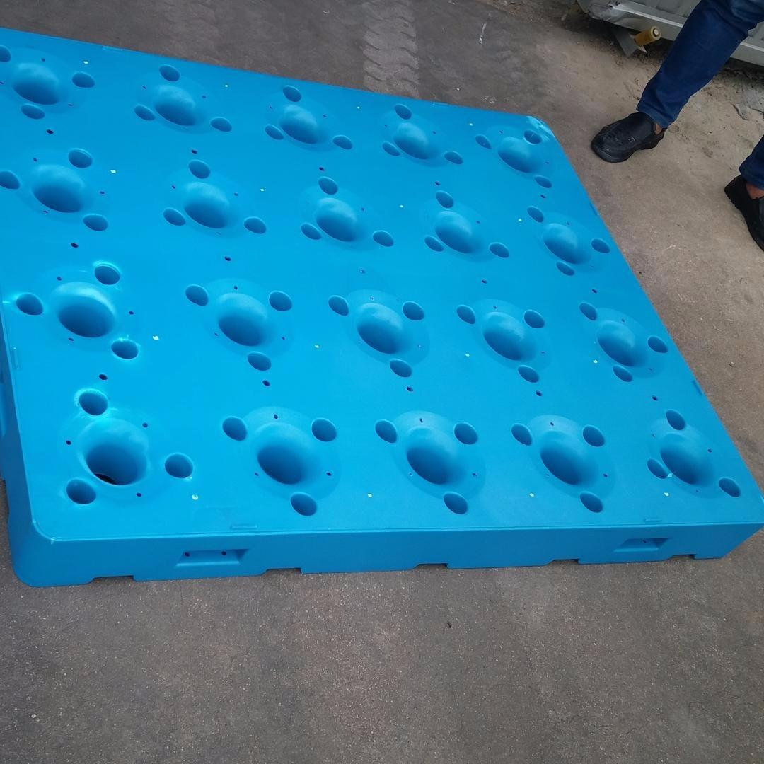 山东塑料托盘桶装水隔层18.9L矿泉水托盘