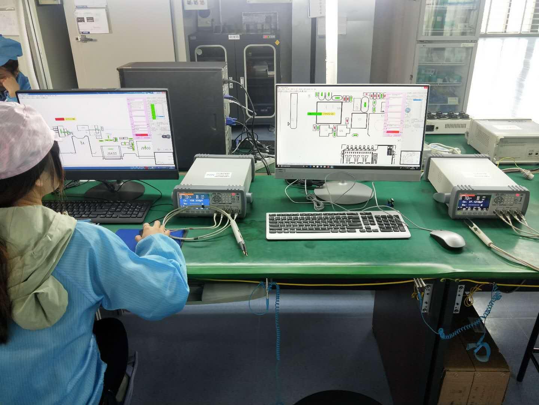 SMT首件测试仪生产厂家 首件测试仪报价价格 华科智源HUSTEC-580示例图1