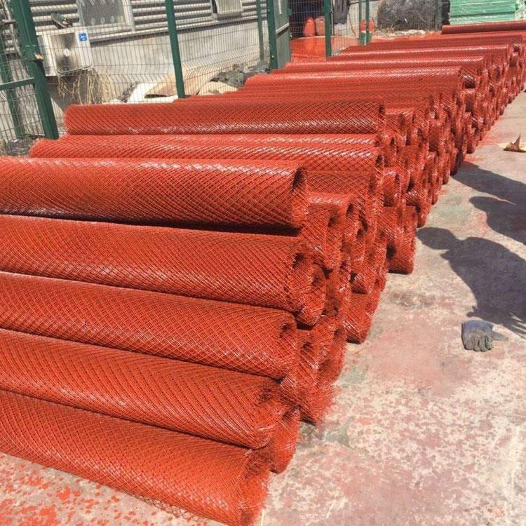 压平钢板网 菱形铁丝网 定制钢板网 照来厂家直营