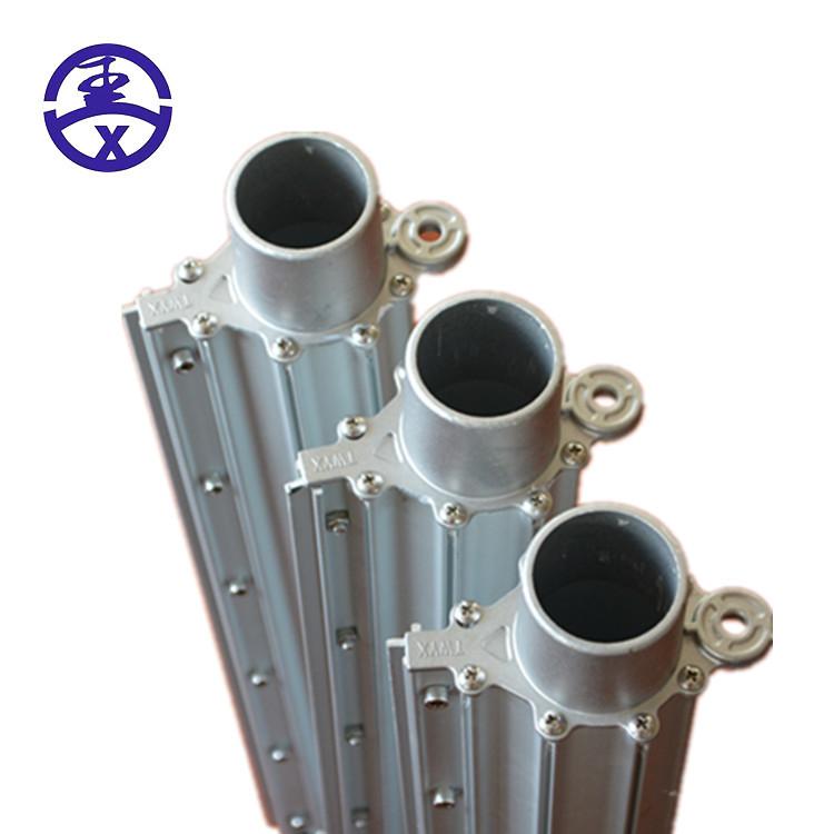 高精密铝合金风刀水滴式铝合金风刀玻璃吹水吹干专用风刀示例图1