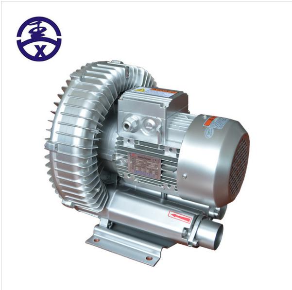 广州吸尘风机 除尘器专用旋涡气泵 静音型漩涡气泵 低噪音旋涡高压鼓风机厂家示例图6