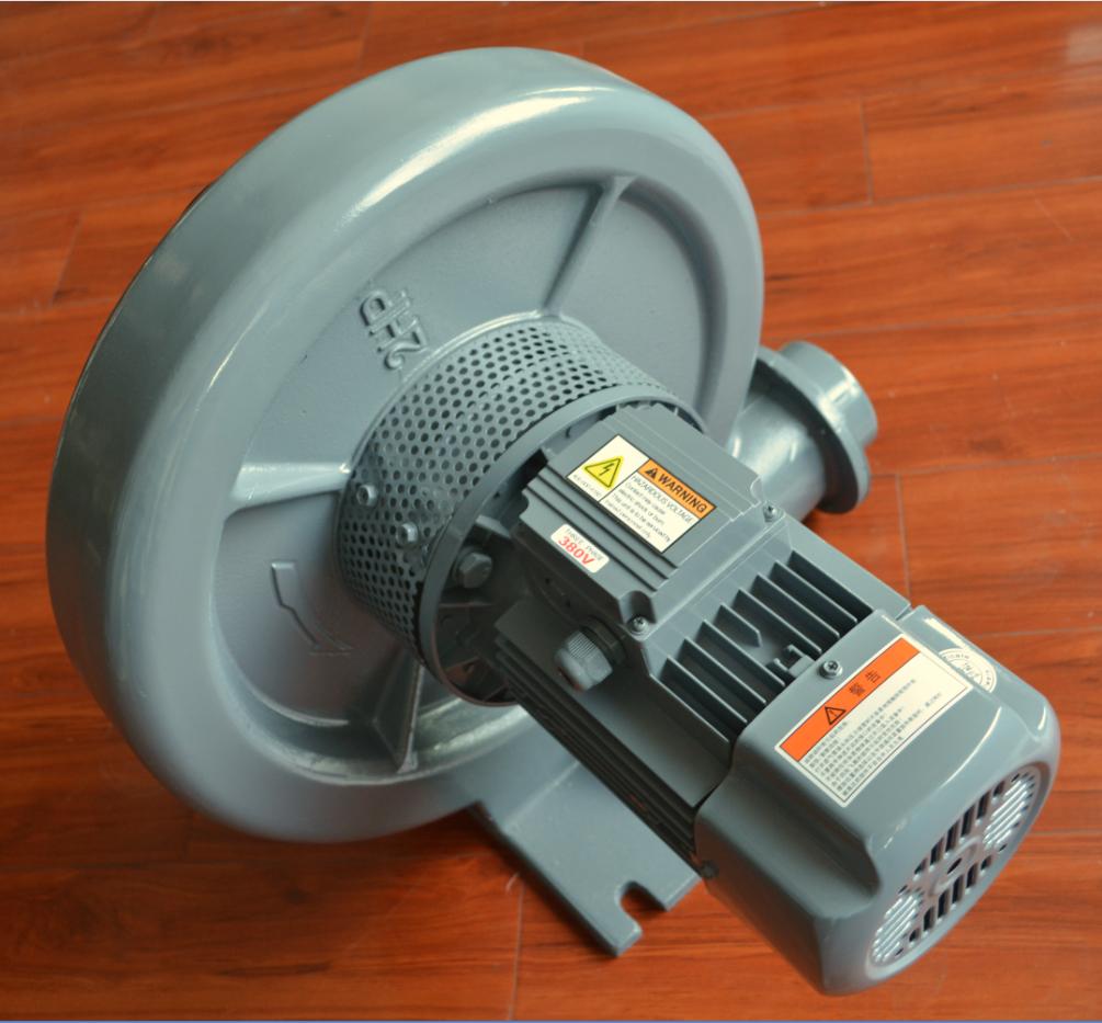 *CX-75A/0.75KW中压风机 燃烧机中压风机 燃烧机铝合金鼓风机示例图5