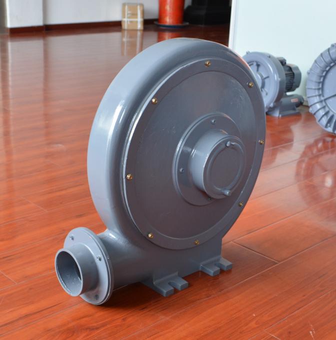 *CX-75A/0.75KW中压风机 燃烧机中压风机 燃烧机铝合金鼓风机示例图4