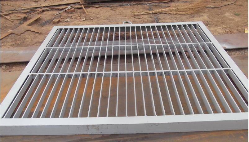 LWS型平面型钢拦污栅技术参数河北弘鑫水利机械有限公司示例图4
