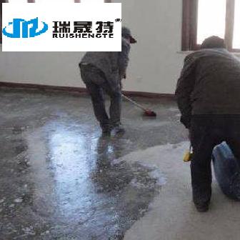 车间地面混凝土水泥起砂处理剂,混凝土起灰防尘翻砂修补材料 起砂起灰加固硬化剂示例图4