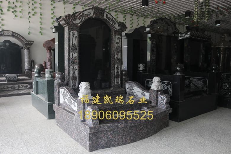 安徽墓碑厂家直销传统墓碑 豪华墓碑可支持定制 批发量大价格优惠示例图13