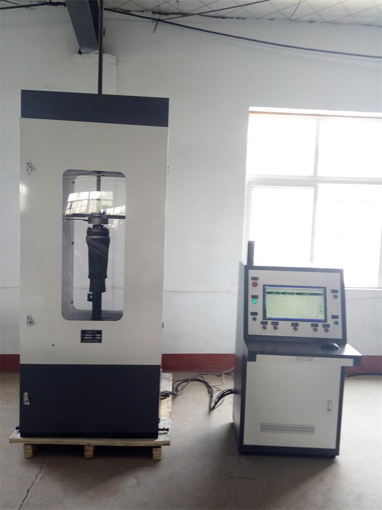 济南上地电子科技有限公司SD-TEST-05减震器示功机示例图1