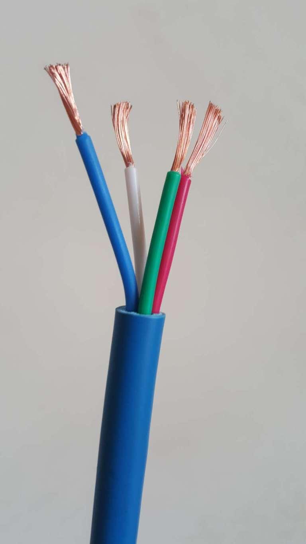 MHYVR矿用通信电缆示例图3