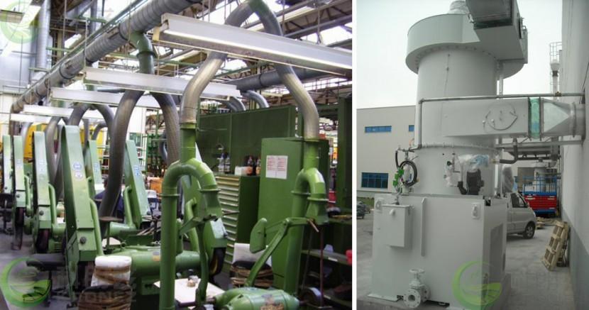 科朗兹安全过滤解决方案 湿式除尘器是您的选择示例图3