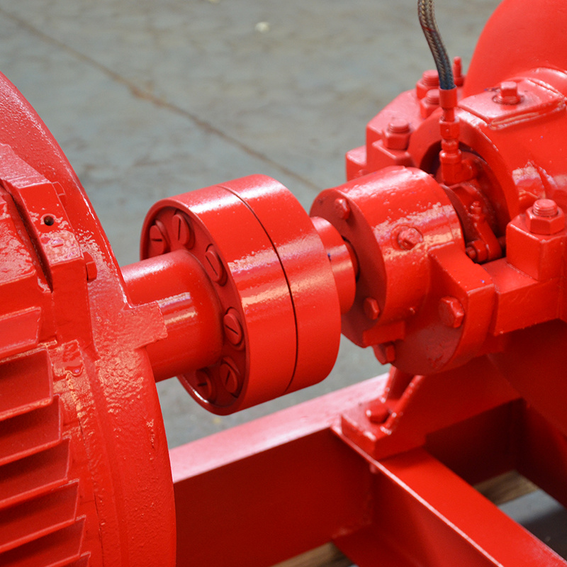 上海喜之泉XBD-S 消防泵,XBD5.0/44-150S-50 消防泵示例图4