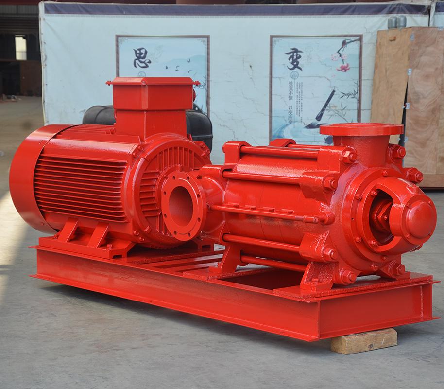上海喜之泉XBD-D卧式多级消防泵组 卧式电动消防泵 消防设备,消防泵示例图4