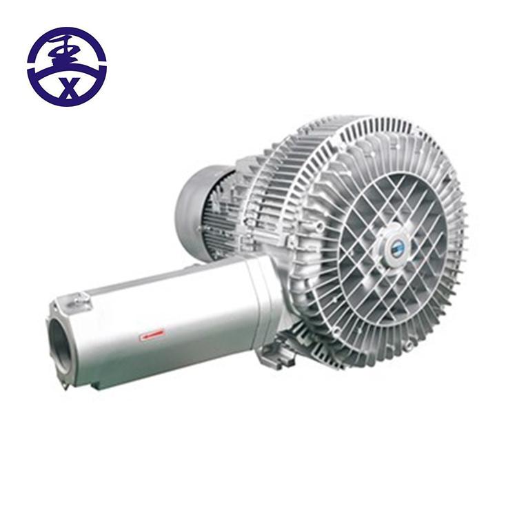 广州吸尘风机 除尘器专用旋涡气泵 静音型漩涡气泵 低噪音旋涡高压鼓风机厂家示例图4