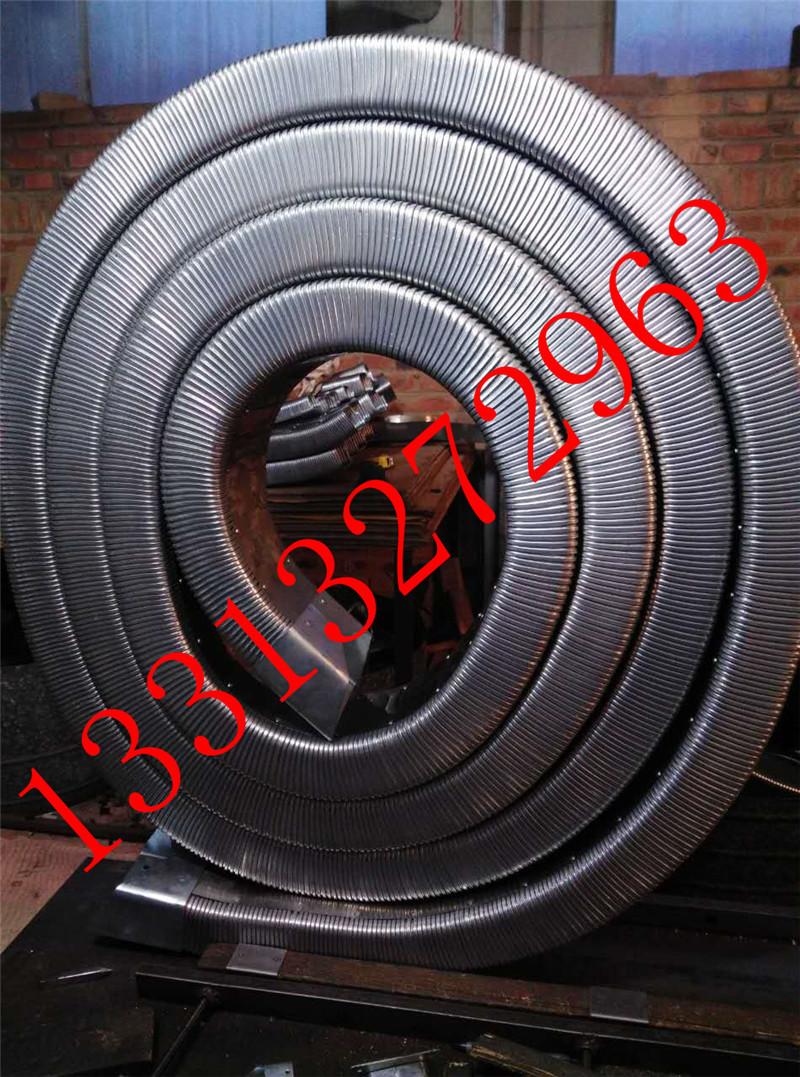 长度可订制矩形金属软管  金属矩形管 穿线矩形管  多种接头可选 纯金属原材料制成示例图8