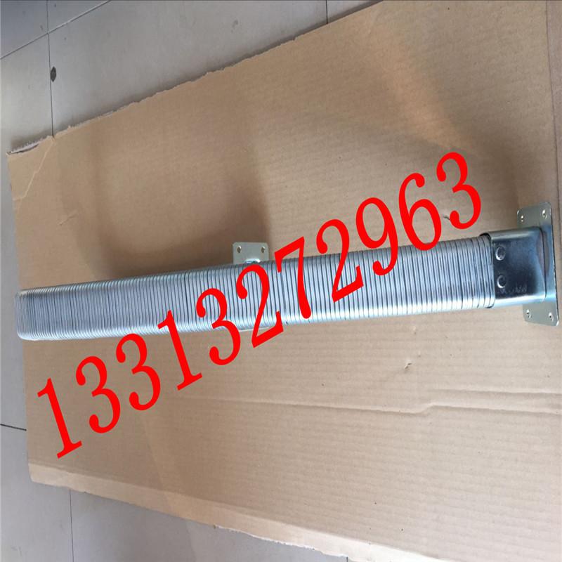 长度可订制矩形金属软管  金属矩形管 穿线矩形管  多种接头可选 纯金属原材料制成示例图4