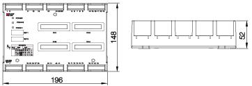 安科瑞,AMC系列,多回路監控裝置示例圖12