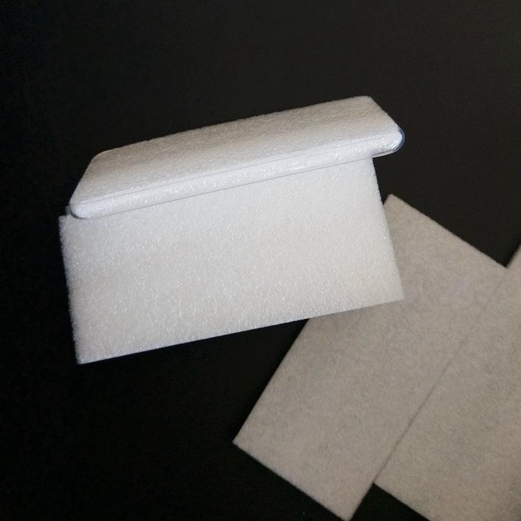 PE珍珠棉垫片手机壳内衬打包快递水果保鲜泡沫防震防撞包装内托棉示例图21