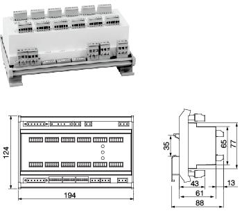 安科瑞,AMC系列,多回路監控裝置示例圖10