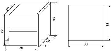 安科瑞,AMC系列,多回路監控裝置示例圖8