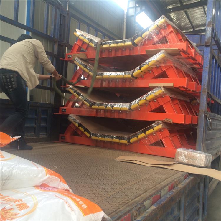 物料输送系统哪里的缓冲床厂家生产的缓冲床质量好价格便宜示例图15