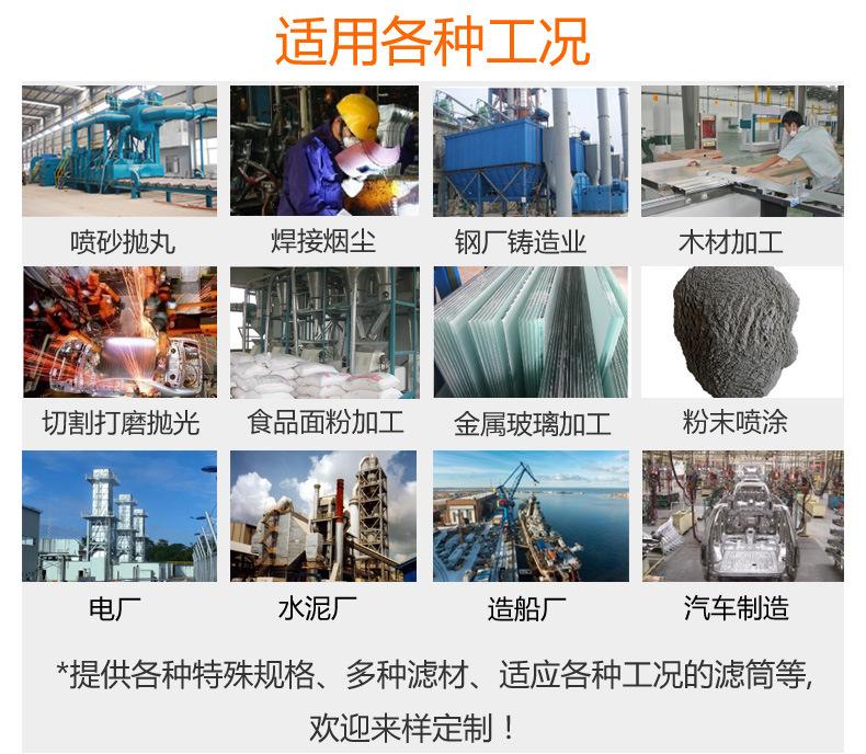 砂带机除尘设备 石墨粉尘吸尘装置 TWYX工业磨床吸尘机示例图19
