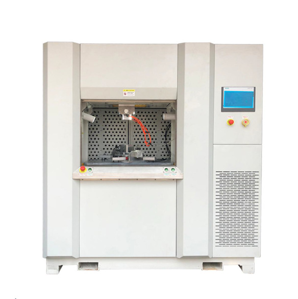振动摩擦焊接机  PP尼龙加玻纤进气压力管焊接加工 振动摩擦机示例图4