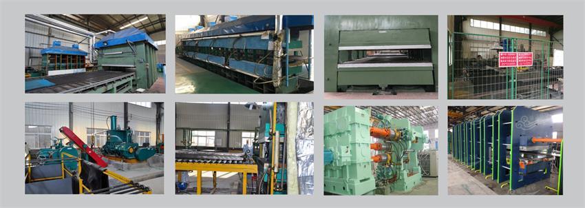 贵州滚筒包胶陶瓷胶板生产厂家  无需打磨陶瓷胶板示例图11