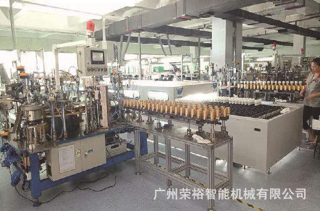 led球泡灯组装设备老化线 全自动老化生产流水线 组装老化流水线示例图146