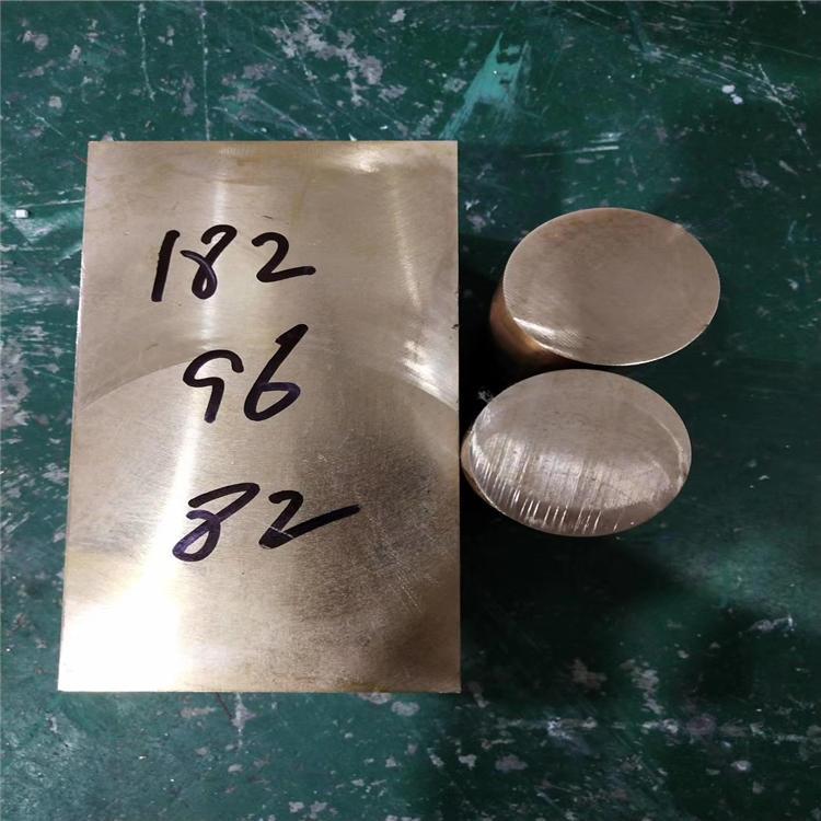 进口铍铜棒厂家 厂家直销C17510铍铜棒 铍铜棒现货库存示例图1