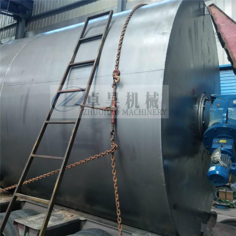 卓昊固定床生物質氣化爐直徑1.5-3米木塊氣化設備價格秸稈氣化爐價格示例圖17