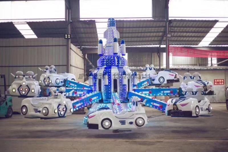 郑州大洋2020新赚钱神器精品16座豪华转马 经典旋转木马儿童游乐设备游艺设施厂家示例图36