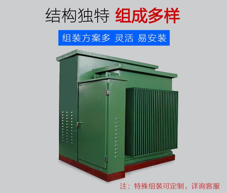 美式箱式变压器 美式变压器 ZGS11-250KVA美变价格-创联汇通示例图4