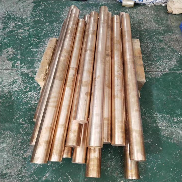 进口铍铜棒厂家 厂家直销C17510铍铜棒 铍铜棒现货库存示例图3