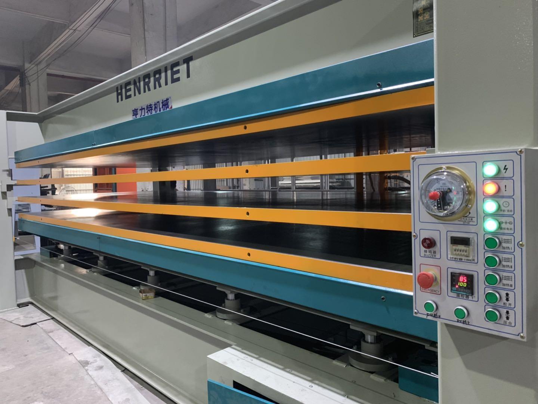 亨力特HLT3248-120T聚氨酯發泡層壓機,熱壓機尺寸非標可以定制示例圖21