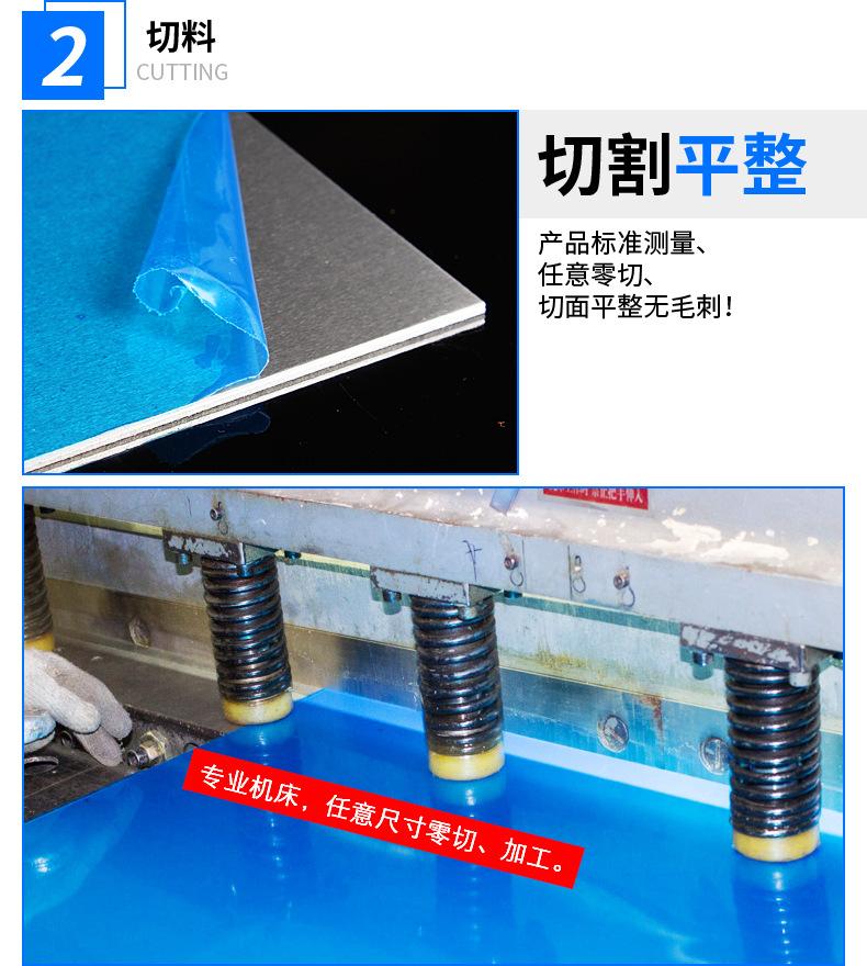 船級社專用鋁板 5083-H116鋁合金板 船舶鈑金件用鋁板示例圖5