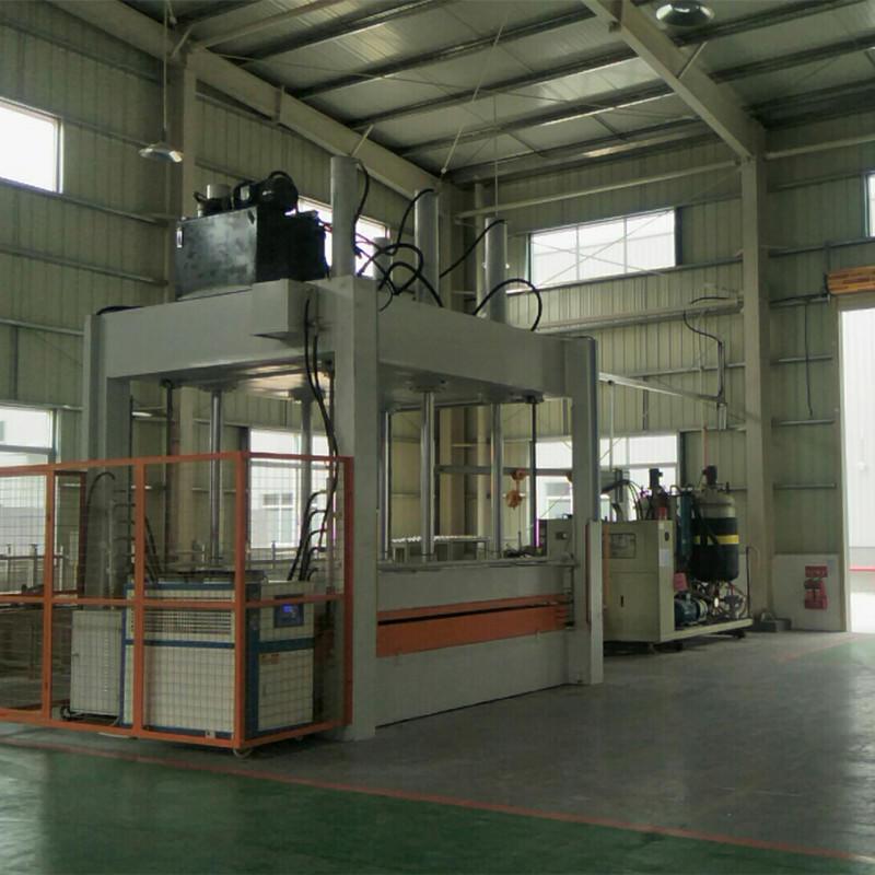 亨力特HLT3248-120T聚氨酯發泡層壓機,熱壓機尺寸非標可以定制示例圖10