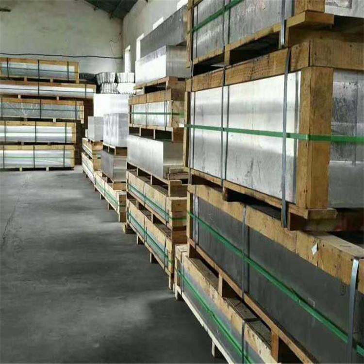 2A70铝板塑性强 al2024进口铝板 2024铝板价格示例图3