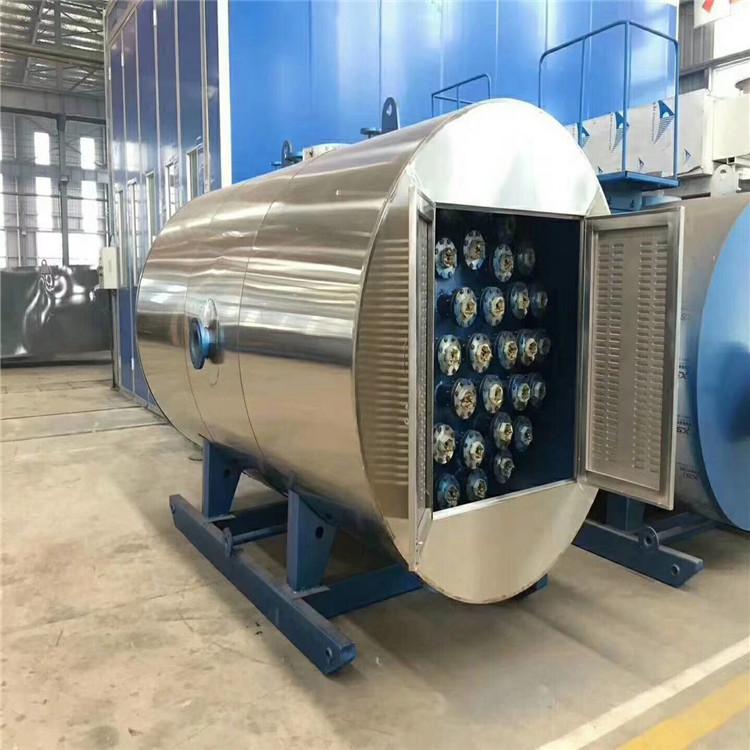 三台燃气蒸汽锅炉成本多少钱/3台4吨的燃气锅炉价格示例图16