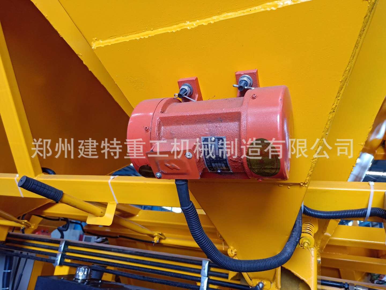 厂家直销内蒙古工程一拖二  混凝土喷浆车 自动上料喷浆车 喷浆车示例图16