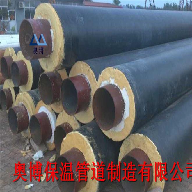 现货供应 聚乙烯夹克管 高密度聚乙烯夹克管 保温管外护管厂家示例图2