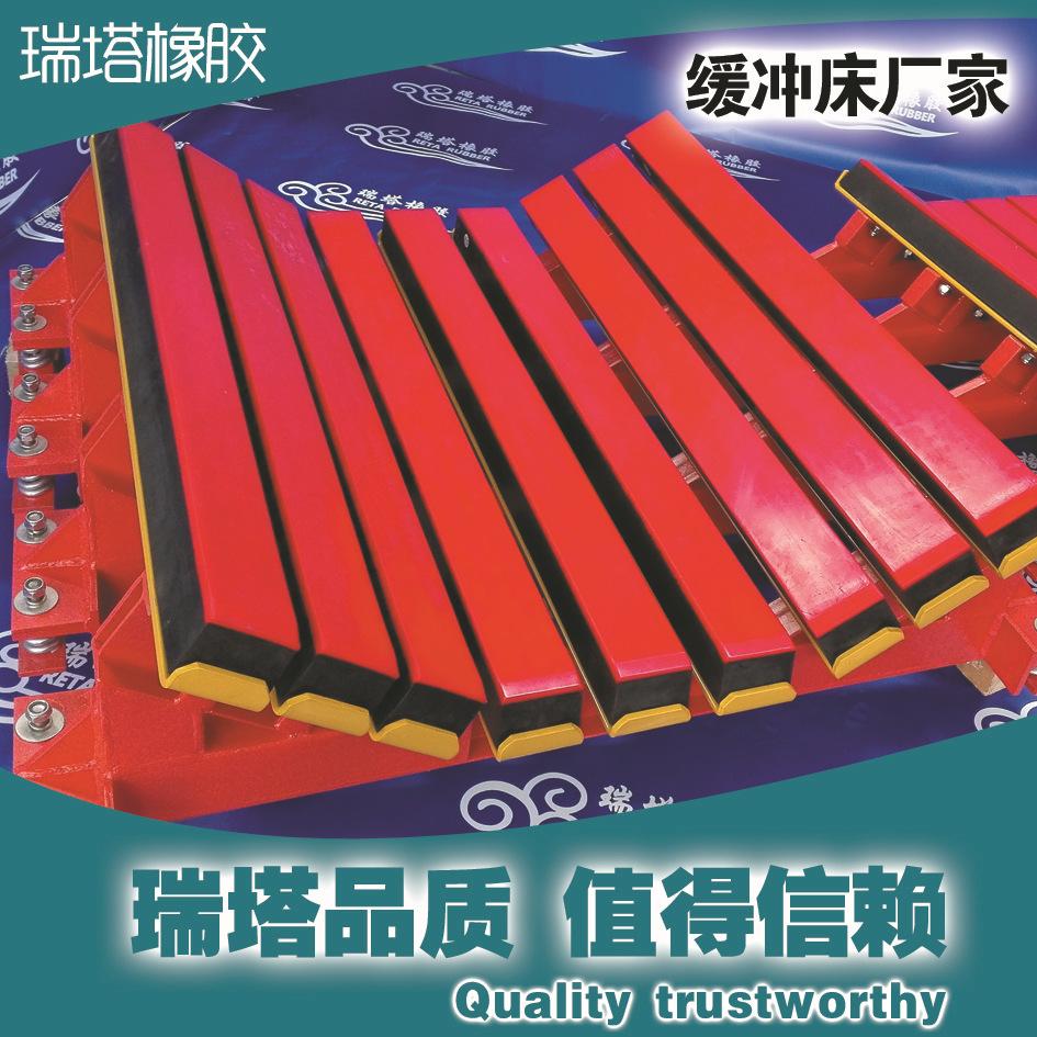 厂家直销缓冲床配套缓冲条   缓冲床专用缓冲条 阻燃缓冲条示例图5