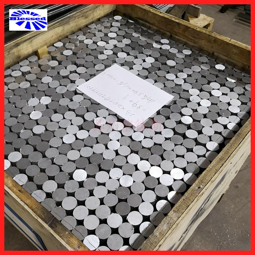 现货6061大口径厚壁铝管 铝合金圆管 锻造6061无缝铝管示例图42