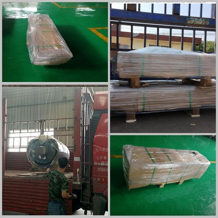 广西港口皮带机驱动陶瓷包胶板,冷粘式耐磨型陶瓷包胶板示例图14