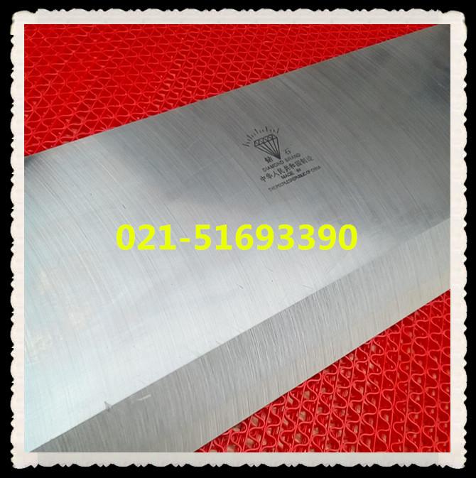 上海切纸刀片批发920对开切纸机刀片爱凯思牌切纸刀示例图2