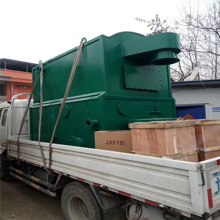 专业供应 临城浴池生物质锅炉 一吨浴池洗浴锅炉价格示例图15