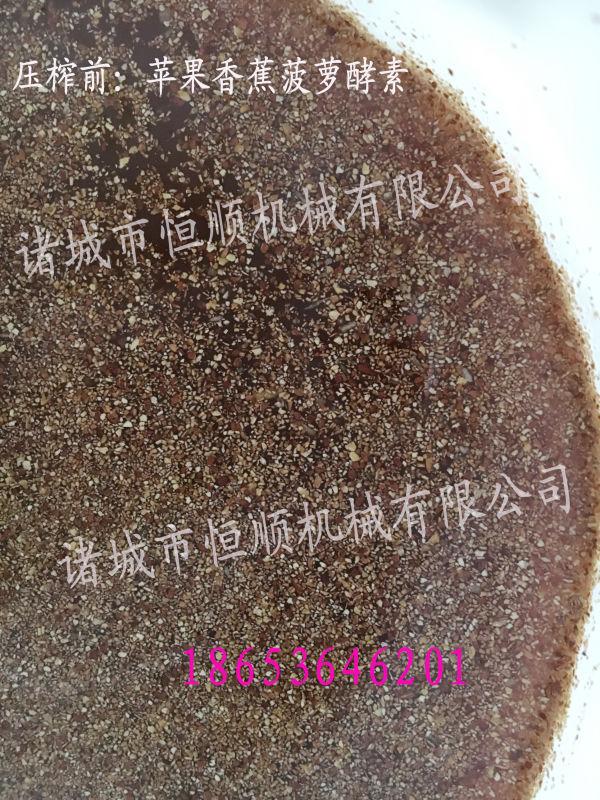 发酵中药原液提取压榨机 中药酵素过滤杂质压滤机 药泥固液分离机示例图106