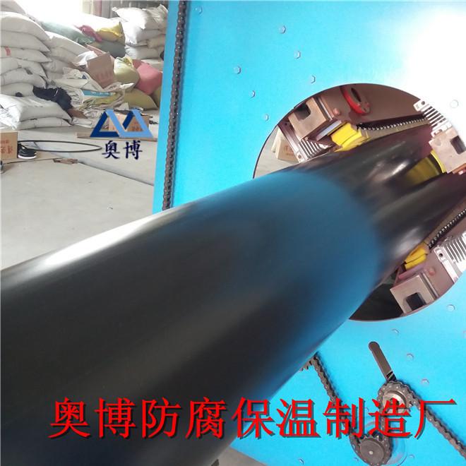现货供应 聚乙烯夹克管 高密度聚乙烯夹克管 保温管外护管厂家示例图8