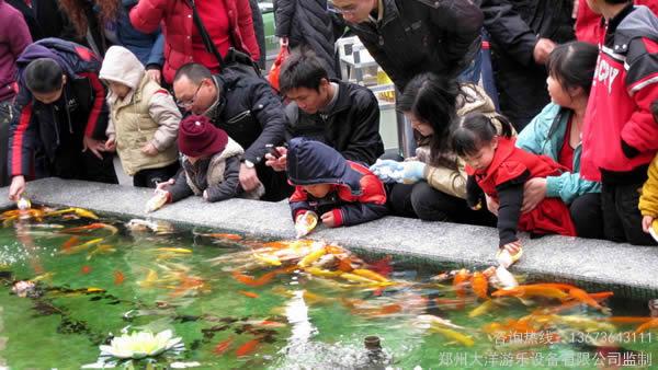 河南 郑州2020 吃奶鱼 游乐设施  儿童吃奶鱼设施厂家 批发价格示例图21