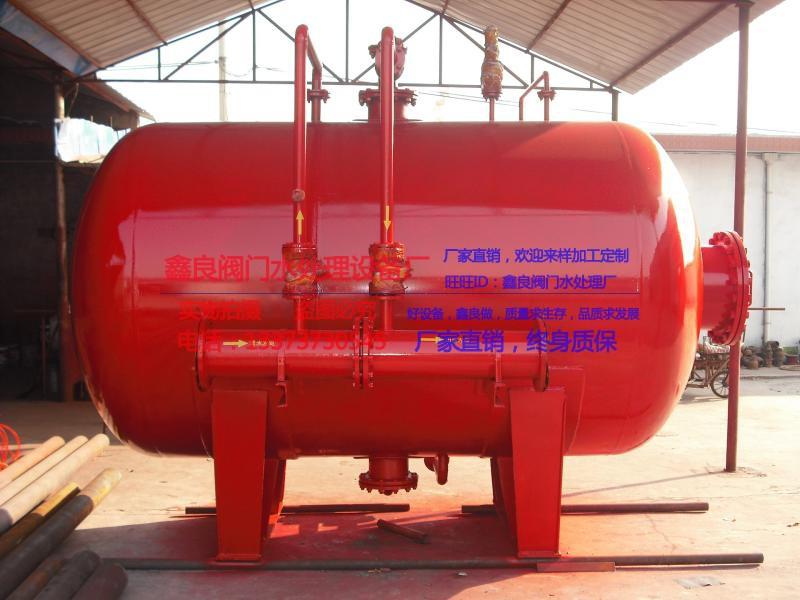 压力储罐式泡沫比例混合器 消防立式泡沫罐pgnl 移动式泡沫液储罐示例图3