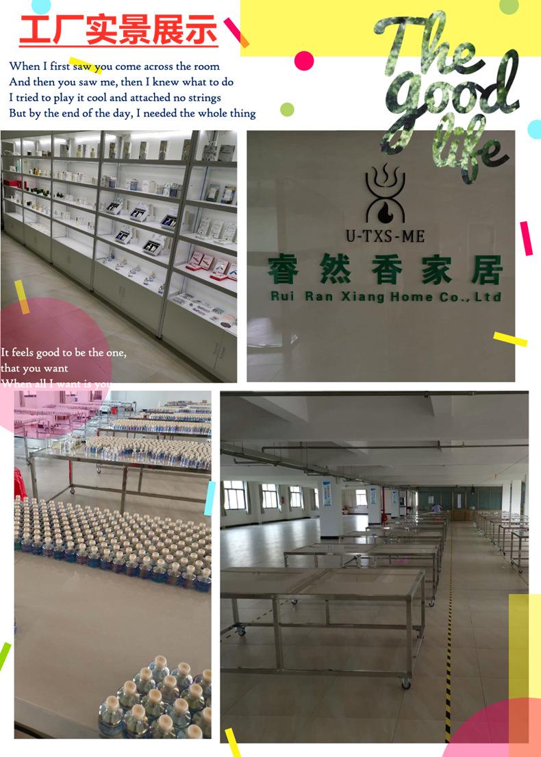 工厂定制七彩珠光玻璃杯家居植物精油环保进口大豆蜡爱博国际lovebet蜡烛示例图17