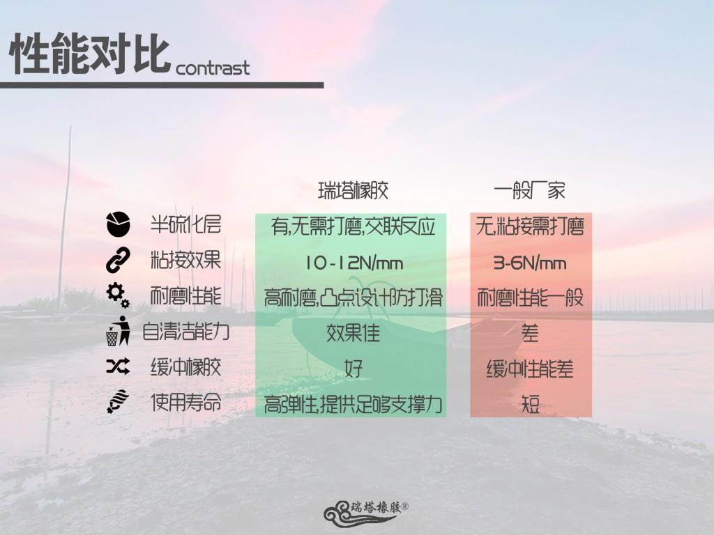 山东日照陶瓷包胶胶板供应  陶瓷胶板规格示例图3